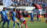 Извънредното положение забавило ас на ЦСКА да стане българин