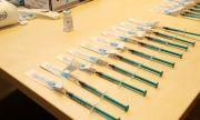 """868 ваксини са поставени в """"зелените коридори"""" на София този уикенд"""