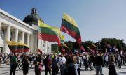 САЩ обявиха подкрепа за Литва