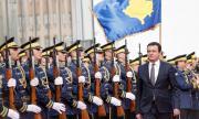 Премиерът на Косово се самоизолира