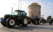 Земеделски производители протестират в Гърция