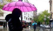 Дъждове в западна България