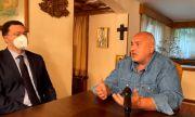ГЕРБ връща мандата за съставяне на кабинет (ВИДЕО)