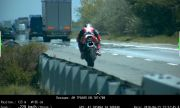 Моторист реши да вдигне адреналина си на АМ