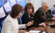 ЦИК отказа да присъства на среща, организирана от администрацията на президента