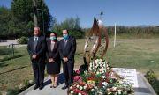 Оскверниха паметната плоча на 15-те български туристи, загинали в Охрид
