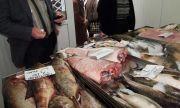 Откриват рибен пазар в центъра на София за Никулден
