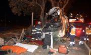 Десетки ранени при автобусна катастрофа в Турция