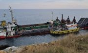 Жестока трагедия заплашвала влаченето на кораба