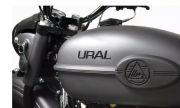Първи поглед към новия мотоциклет Ural