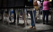 Продължава широкото предварително гласуване в САЩ