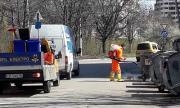 Дезинфекцират улици, спирки и подлези в София