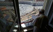 Папата: Не можем да се преструваме, че сме здрави в един болен свят