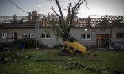 Мисията ни продължава да следи ситуацията в Чехия след опустошителното торнадо