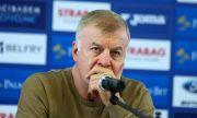 Наско Сираков говори за бъдещата селекция в Левски