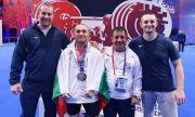 Още един медал за България от Европейското първенство по вдигане на тежести