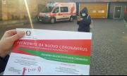 Първи починал италианец от коронавирус