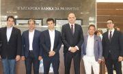 Кирил Петков представи новите членове на Управителния и Надзорния съвет на ББР