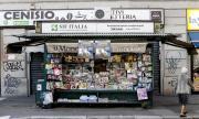 Под блокада! В Италия вече излизаш от дома си само с декларация, че не си заразен с коронавирус