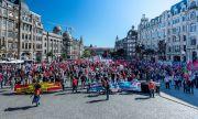 Голям протест в Португалия