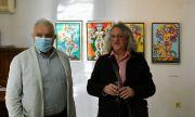 Синът на Милко Балев продава картини по 10 000 лв.
