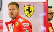 Себастиан Фетел скочи на Ferrari