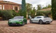 Ето го: Porsche представи електрическото комби със 761 конски сили