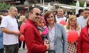 Нинова във Варна: Безплатни детски градини и ясли за младите семейства