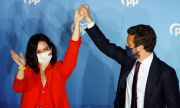 Народната партия печели вота на Мадрид
