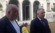 Бабикян и Хаджигенов дадоха на правосъдния министър документи за нарушения в затворите