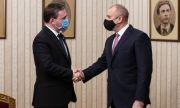 Радев: България и Сърбия трябва да насърчат взаимните инвестиции