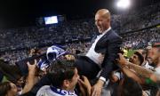 Зидан призна, че иска Меси да остане в Барселона