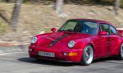 Британци преработиха класическо Porsche 911 на ток