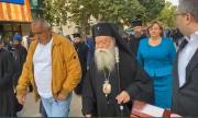 Ловчанският митрополит Гавриил връчи на Бойко Борисов Ордена на Ловчанската света митрополия ВИДЕО