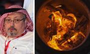 Като във филм на ужасите: Тялото на Хашоги е било изгорено във фурна