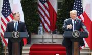 Тръмп: САЩ ще прехвърлят част от войските си от Германия в Полша