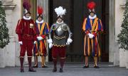 Коронавирус във Ватикана