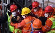 Спасиха миньори, затрупани от 2 седмици