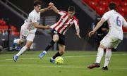 Реал Мадрид се измъчи срещу Атлетик Билбао, но продължава гонитбата за титлата
