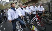 Велосипедите да изместят колите в Париж