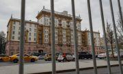 Американското посолство в Русия спира почти всички услуги