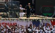 САЩ и Индия с голямо споразумение