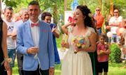 Популярна фолк звезда се омъжи на 45 г.