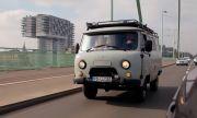 Германци със стара УАЗ-ка тръгнаха на околосветско пътешествие
