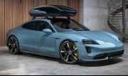 Porsche пусна багажник за покрива за шофиране с 200 км/ч