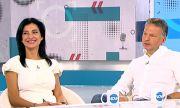 Ники Дойнов и жена му споделиха семейните си тайни (ВИДЕО)