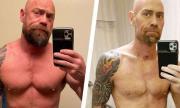 Културист изгуби планина от мускули заради COVID-19