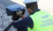 Шофьорка профуча покрай камери на КАТ, отнесе солидна глоба