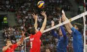 Волейболен национал пребори коронавируса