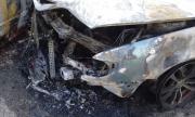 Подпалиха умишлено колата на бургазлийка